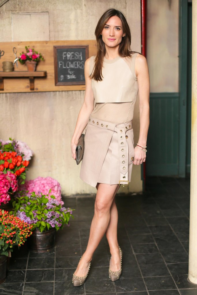 Zani Gugelmann at Ferragamo's launch of L'Icona in New York. Source: David X Prutting/BFAnyc.com