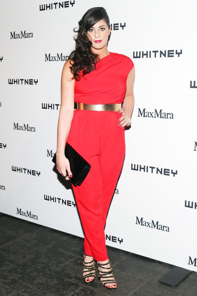 Maria Giulia Maramotti wore Max Mara at the 2013 Whitney Art Party in New York. Source: David X Prutting/BFAnyc.com
