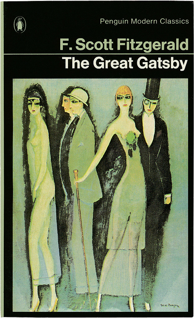 An illustration from 1982 reflects true 1920s style.