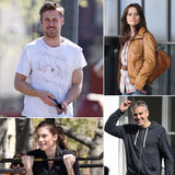 Ryan Gosling, Reese Witherspoon, George Clooney, and More Stars on Set
