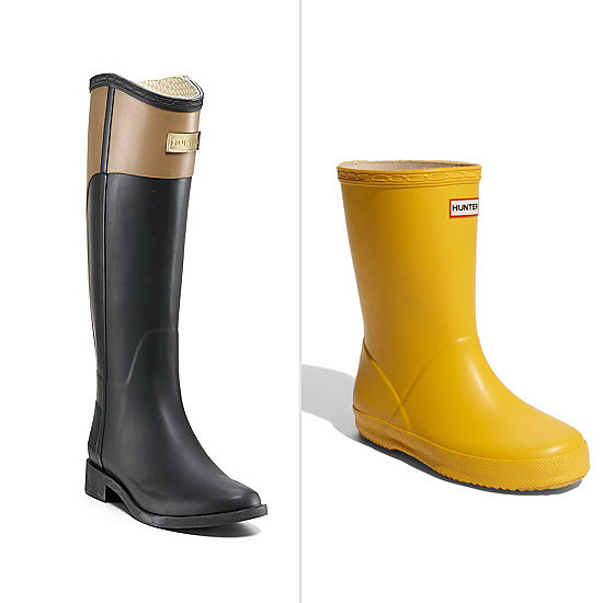 For Off-Road Adventures: Hunter Boots