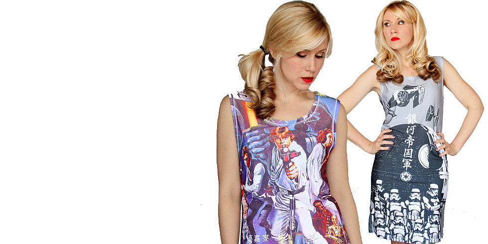 Her Universe Debuts New Print Dresses For Star Wars Day