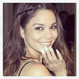 Vanessa Hudgens showed off some of her talons during a red carpet stint. Source: Instagram user vanessahudgens