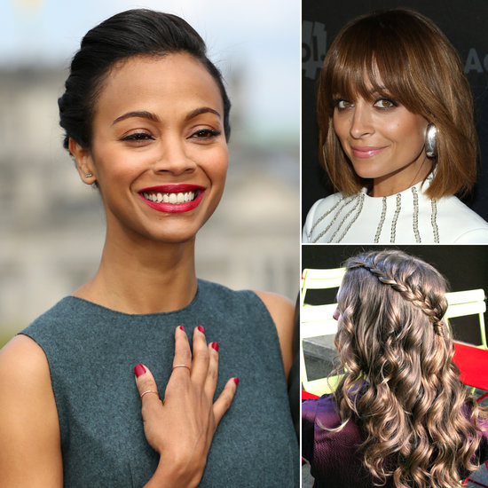 Nicole Richie's Fringe and DIY Plait Tutorials are Hot Right Now!