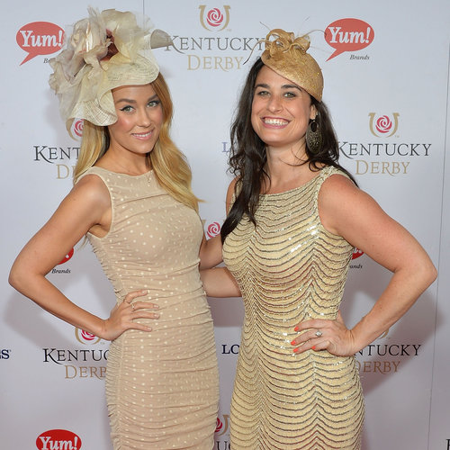 Celebrities at the Kentucky Derby 2013