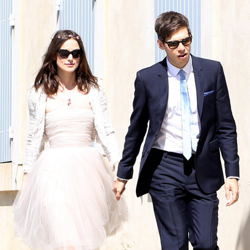 Keira Knightley Wedding Pictures