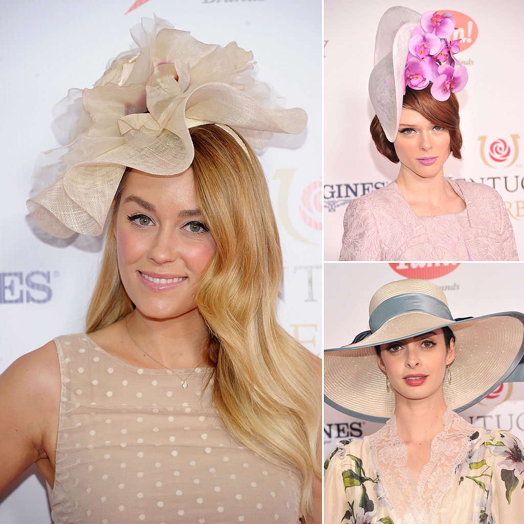Throwback Thursday: Celebrity Kentucky Derby Beauty Style