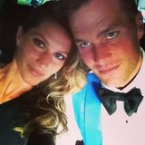 Gisele Bündchen and Tom Brady on their way to the Met Gala in stunning fashion. Source: Instagram user giseleofficial