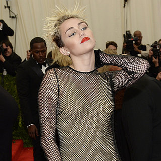 Miley Cyrus at the Met Gala 2013