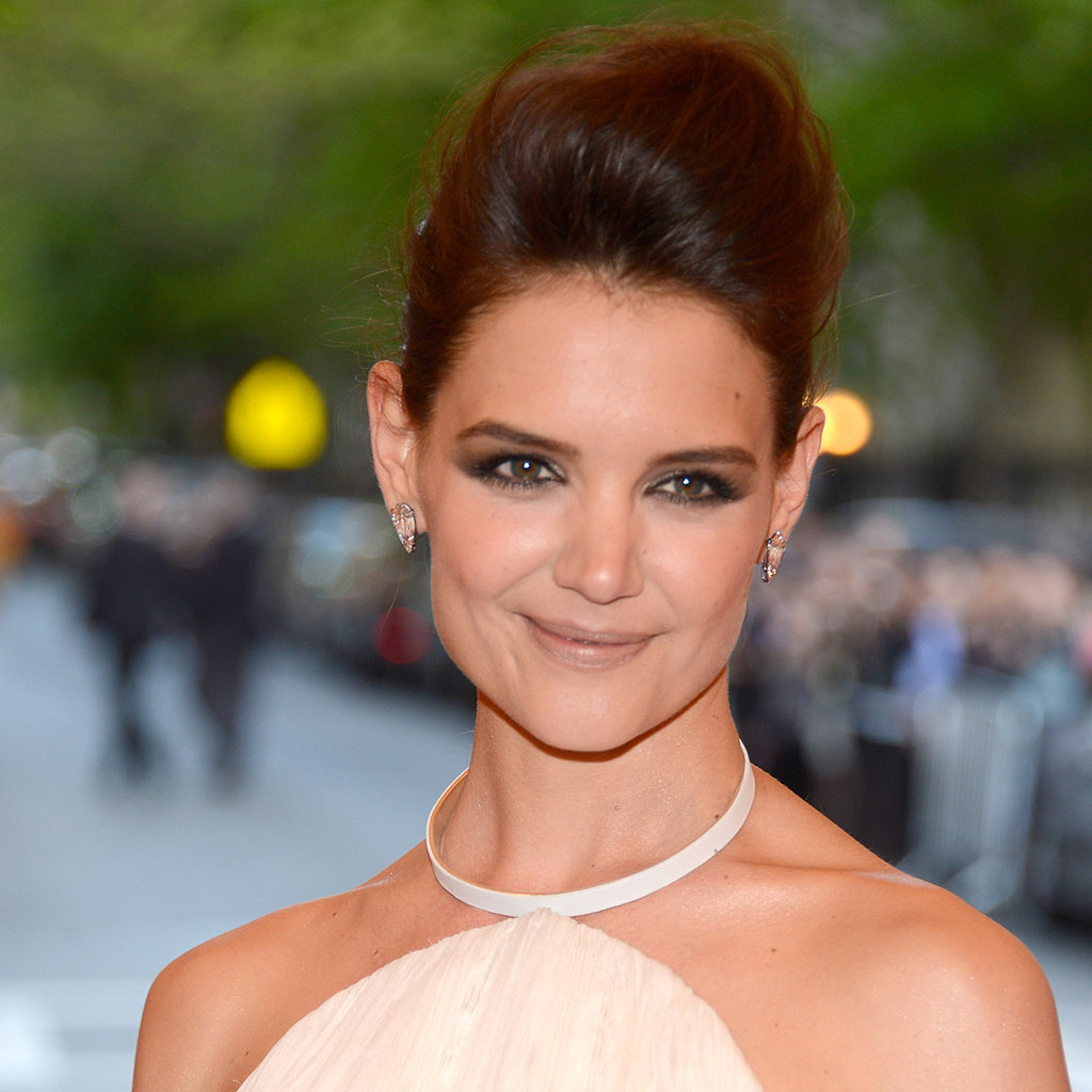 Katie Holmes at Met Gala 2013 | Red Carpet