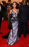 Kerry Washington at the Met Gala 2013.