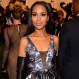 Kerry Washington on Met Gala 2013 Red Carpet