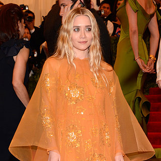 Ashley Olsen at the Met Gala 2013