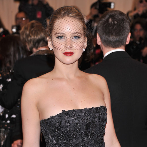 Pictures of Jennifer Lawrence at the 2013 Met Gala