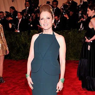 Julianne Moore Hair at Met Gala 2013 | Red Carpet