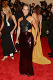 Alicia Keys at the Met Gala 2013.