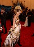 Sarah Jessica Parker at the Met Gala 2013.