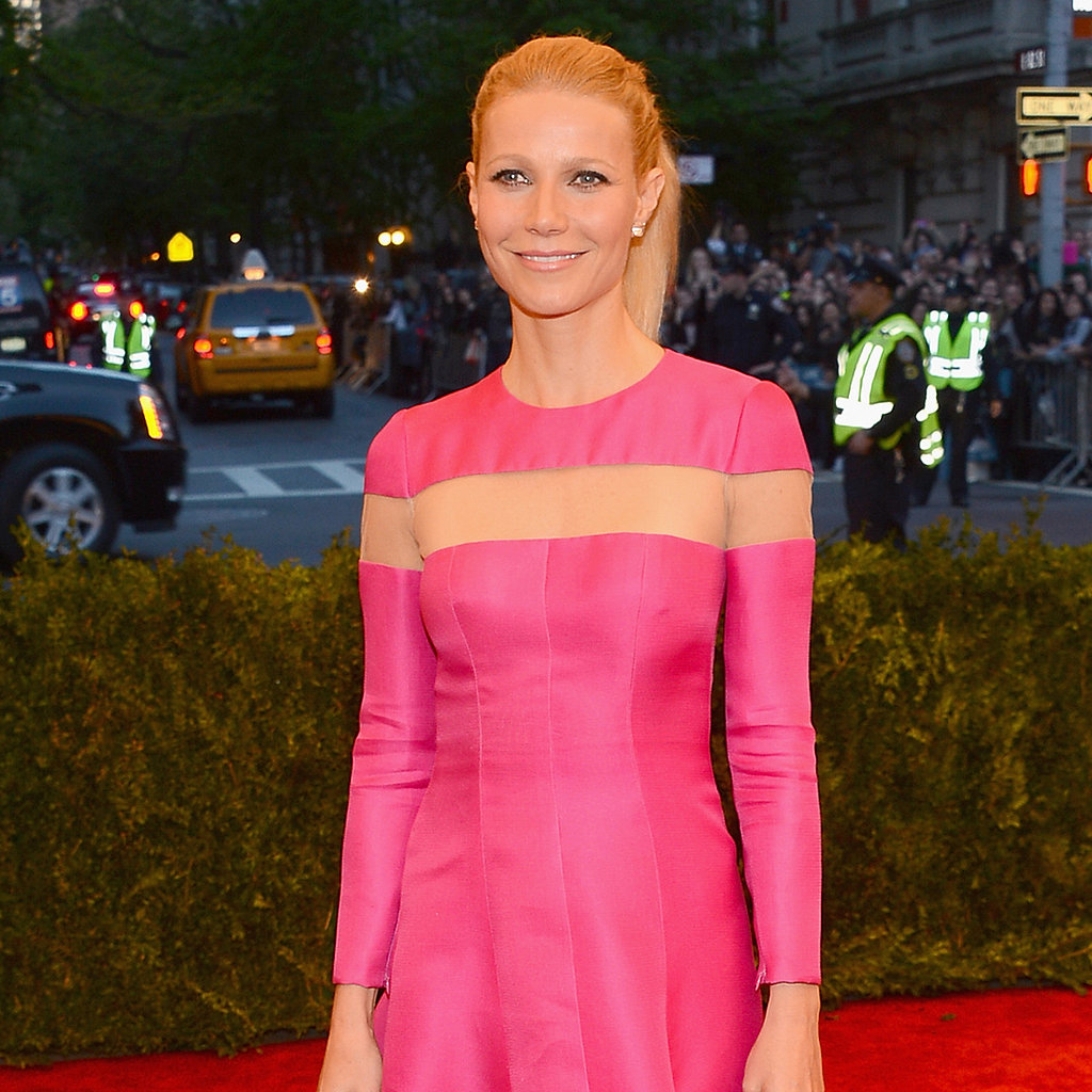 Gwyneth Paltrow Hair at Met Gala 2013 | Red Carpet