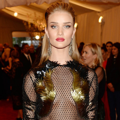 Rosie Huntington-Whiteley at the 2013 Met Gala