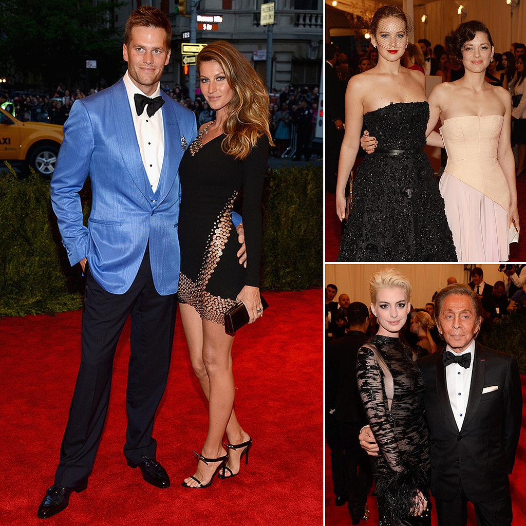 Double Trouble: The Well-Dressed Duos of the 2013 Met Gala