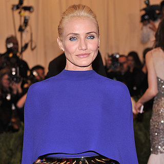 Cameron Diaz Hair at Met Gala 2013 | Red Carpet