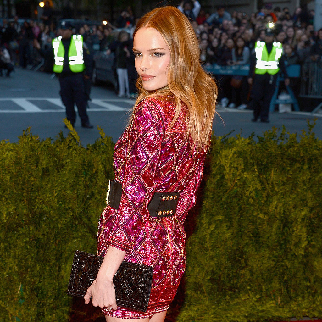 Kate Bosworth on Met Gala 2013 Red Carpet