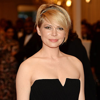 Michelle Williams Hair at Met Gala 2013 | Red Carpet