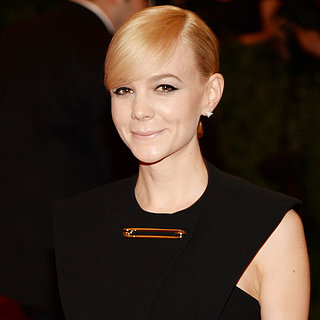 Carey Mulligan on Met Gala 2013 Red Carpet