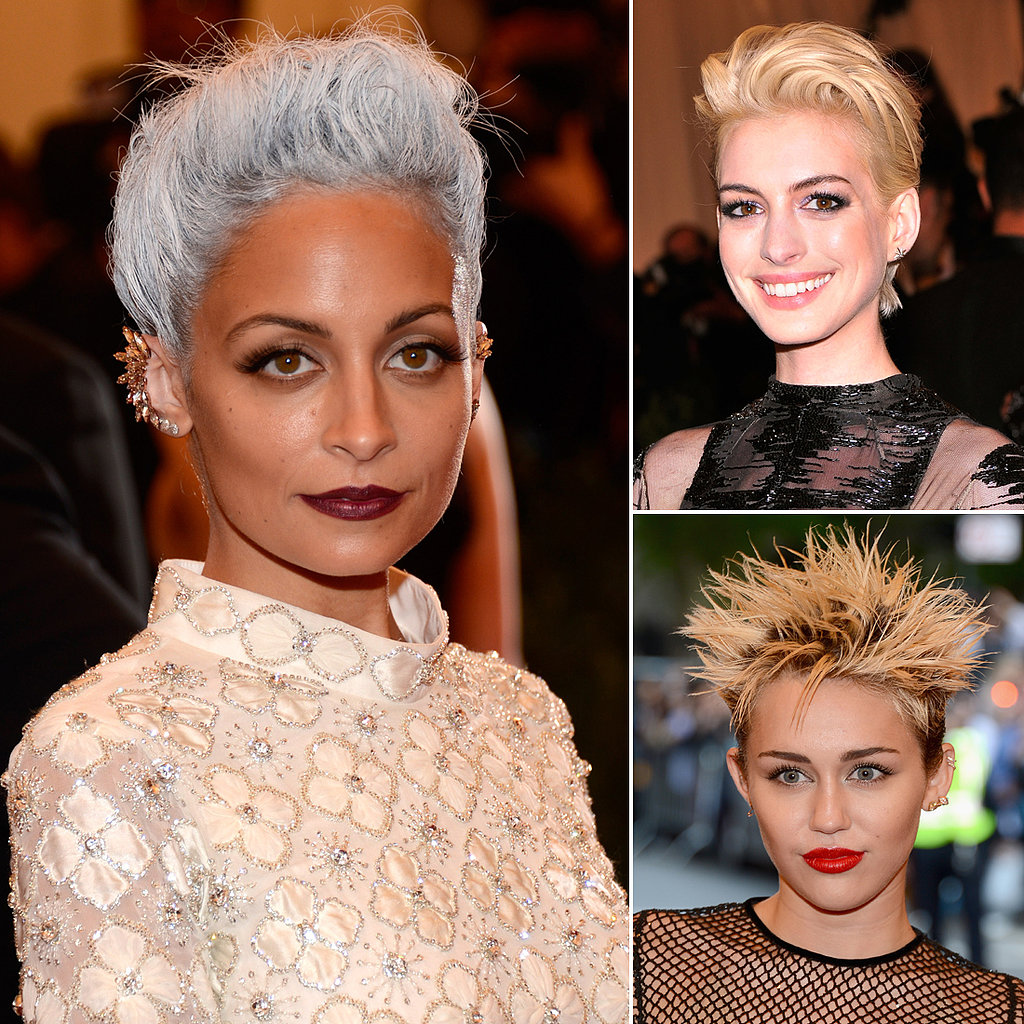 Get a Closer Look at the Most Extreme Beauty Looks of the Met Gala