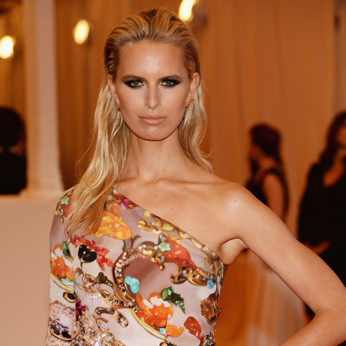 Karolina Kurkova Met Gala Interview | Video