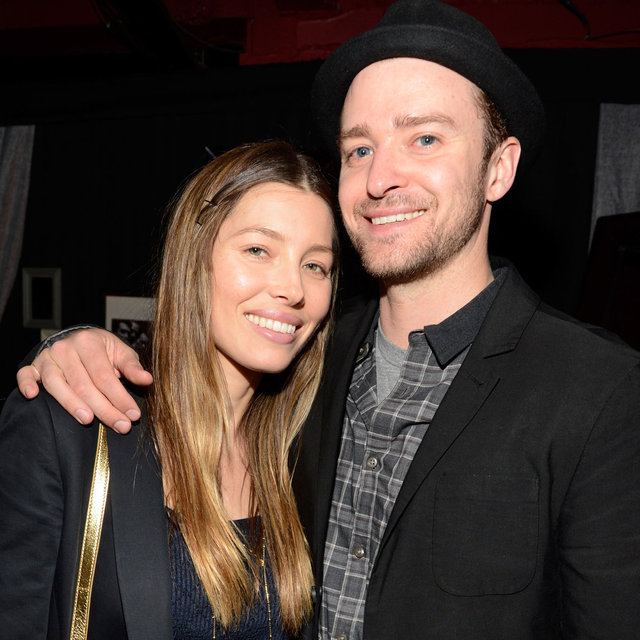 Justin Timberlake MasterCard Concert Celebrity Pictures