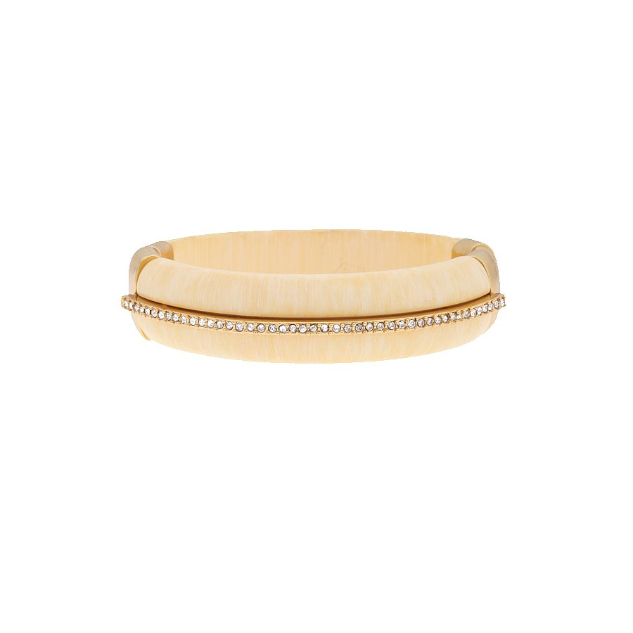 Add a luxe touch to your usual white tee with this Kara by Kara Ross cuff ($165).