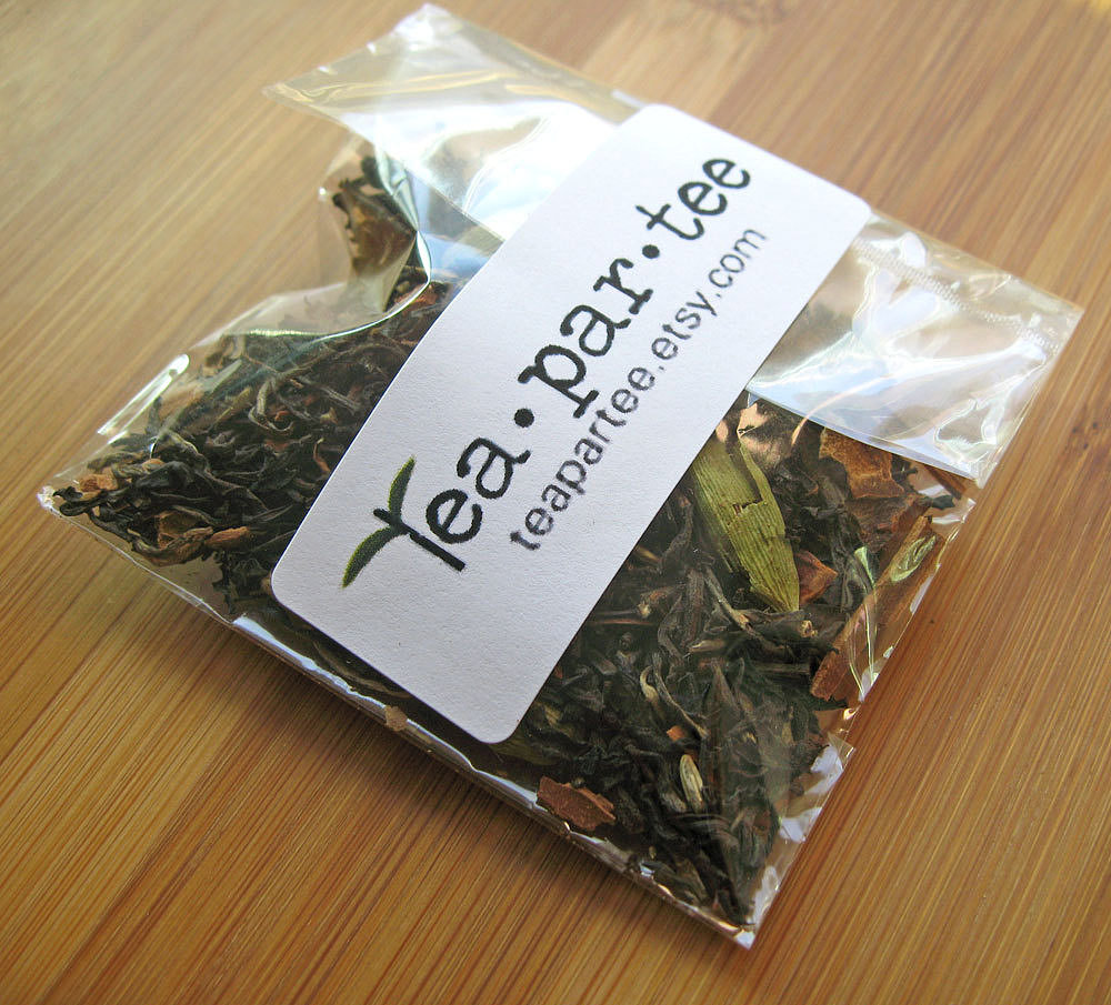 Chai Loose Whole-Leaf Tea