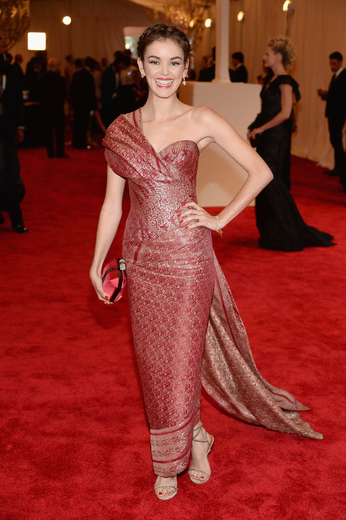 See All the Celebrities Arriving at the 2013 Met Gala!