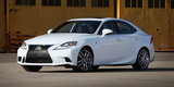 Blind Spots: No Longer a Driver's Worst Enemy in the Lexus IS