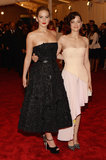Jennifer Lawrence and Marion Cotillard