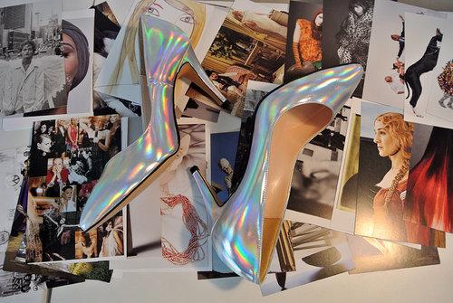 Stunning Prism Stiletto heel