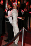 Nicole Richie attended the Met Gala 2013 afterparty at the Standard Hotel.
