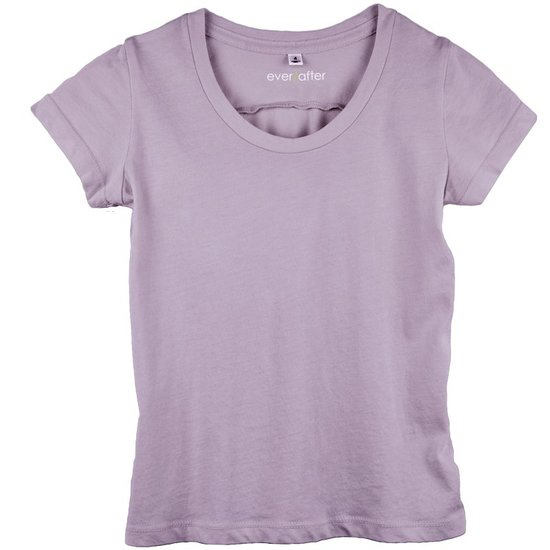 The Pima Scoop Neck Tee ($28)
