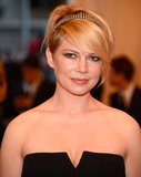 Michelle Williams's Hair and Makeup