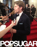 Game of Thrones star Nikolaj Coster-Waldau was a big get on the red carpet.