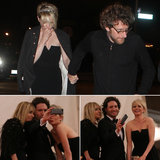Michelle Williams Leaves the Met Gala With Artist Dustin Yellin