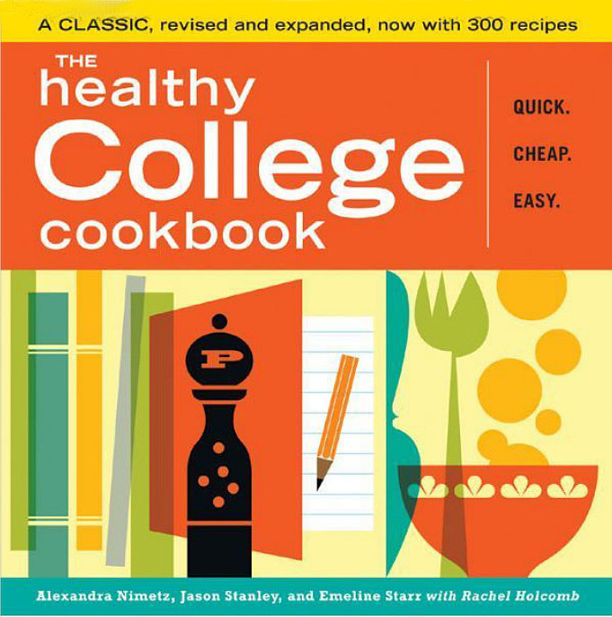 The Healthy College Cookbook