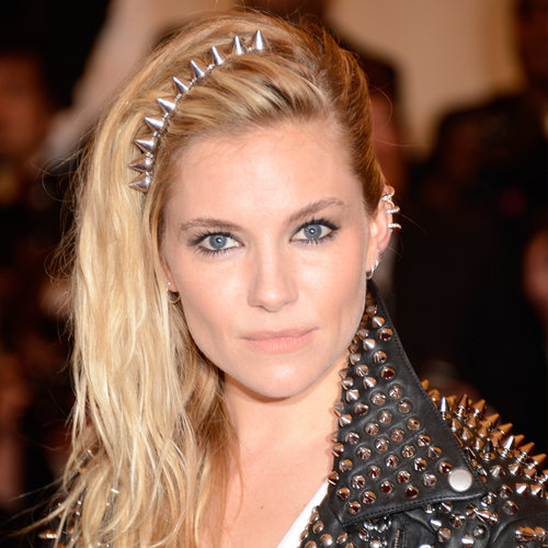Spike Jewelry at 2013 Met Gala