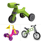 7 New Ride-On Toys to Get Tots Cruisin' This Summer