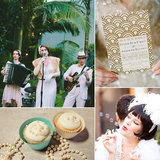 Weddings Through the Decades: Roaring '20s Inspiration