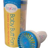 Infant Breeze Baby Butt Fan: Ga Ga or Gag?