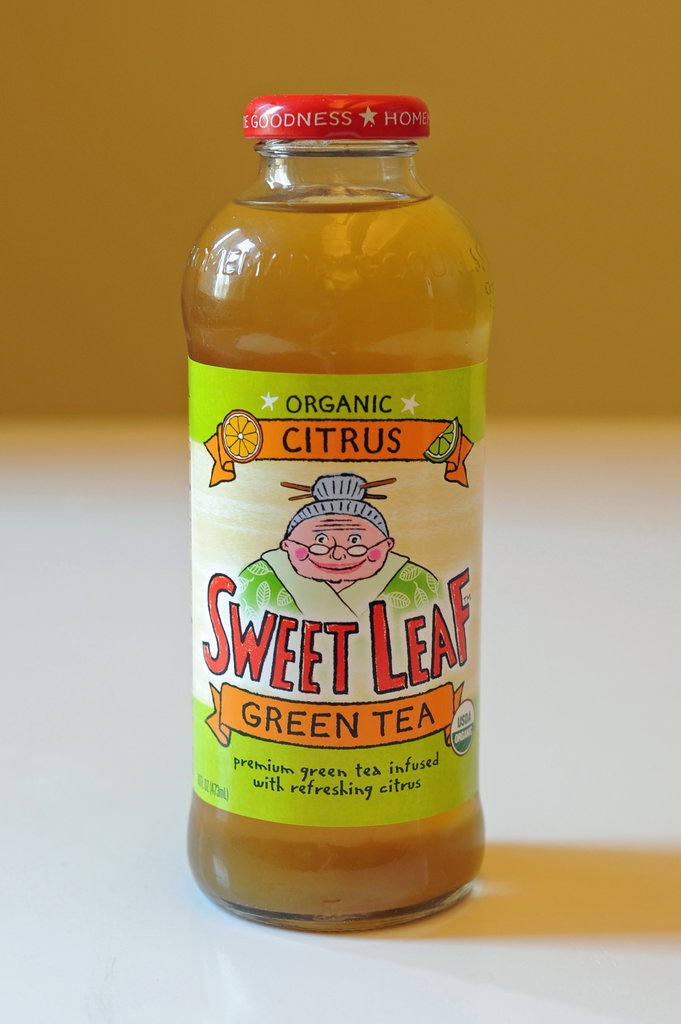 Sweet Leaf Citrus Green Tea