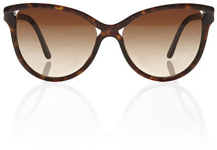 Stella McCartney Dark Tortoise Sunglasses