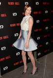 Kate Bosworth attended the premiere of her film Black Rock in LA.